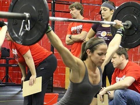 CrossFit Nashua: