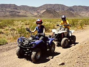 Two-Hour ATV Tour of El Dorado Canyon for Two