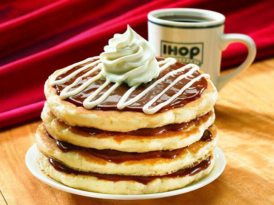 $20 to Spend at IHOP...