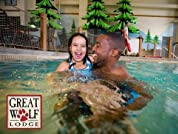Great Wolf Lodge, New England Stay with Waterpark Wristbands and Resort Credit