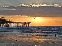 Beachfront Galveston Island Stay with Breakfast