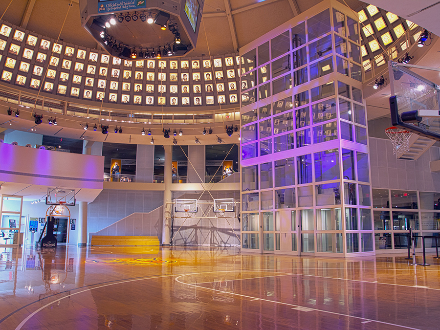 Basketball Hall of Fame Tickets for Two or Four