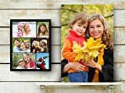 Custom Canvas Prints and Collages Plus Free Shipping