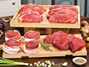 Grass-Fed Organic Steak Samplers