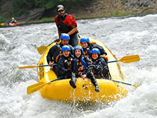 Three-Hour Whitewater Rafting Trip