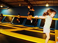 Indoor Jump Time at Great Jump Sports