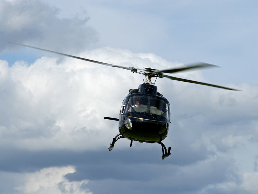 Helicopter Flight and Instruction at Heli Flights