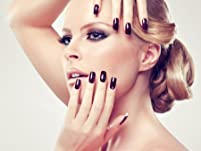 Shellac Manicure and Pedicure