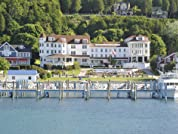 Two Nights at Historic Mackinac Island Hotel with Breakfast, $40 Dining Credit, and More
