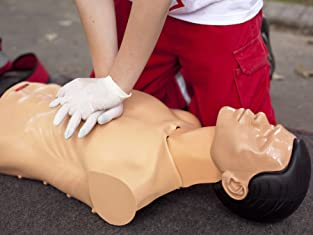 CPR Certification and First Aid Class