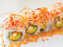 $30 to Spend on Sushi Fusion Fare