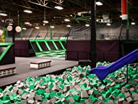Admission for Two Hours of Play at Jump Around Now