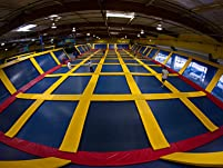 Open Jump or Classes at Sky High Sports