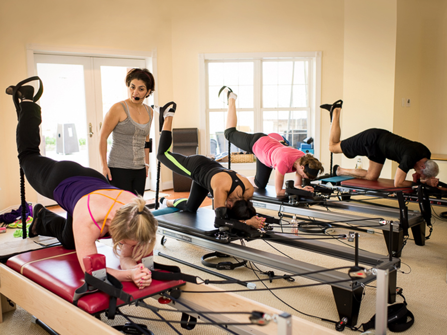 Daily Deal Offer: Mojy's ExpressoFit Pilates - Reformer Boot Camp ...
