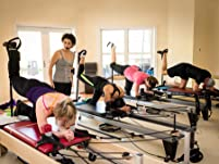Reformer Boot Camp Golf Fitness Pilates at Mojy's ExpressoFit Pilates