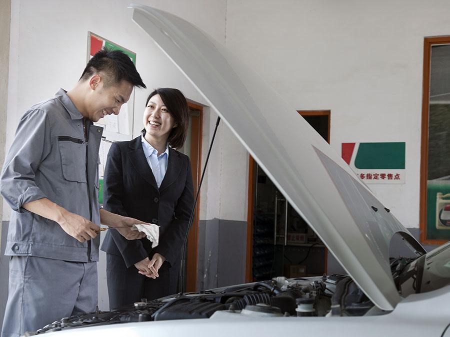 Emissions Testing Service