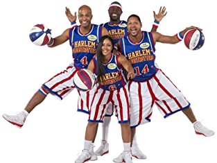 Tickets to a Harlem Globetrotters Game