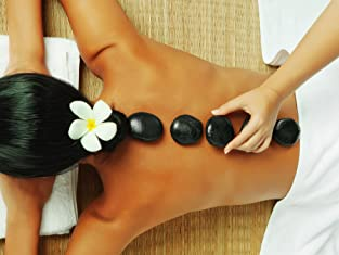 Massage: Hot Stone or Couple's Aromatherapy