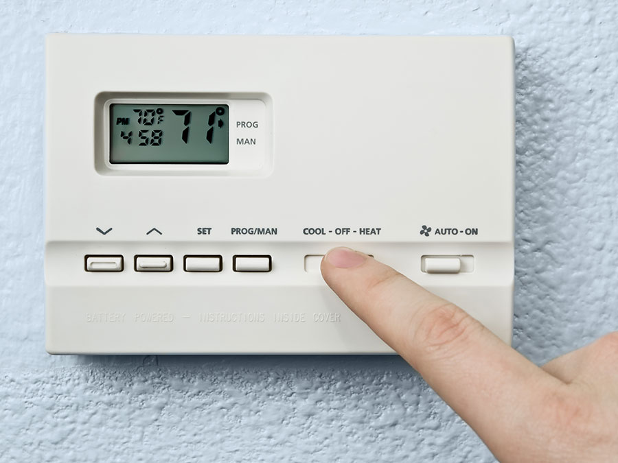 Furnace Tune-Up or Thermostat and Installation