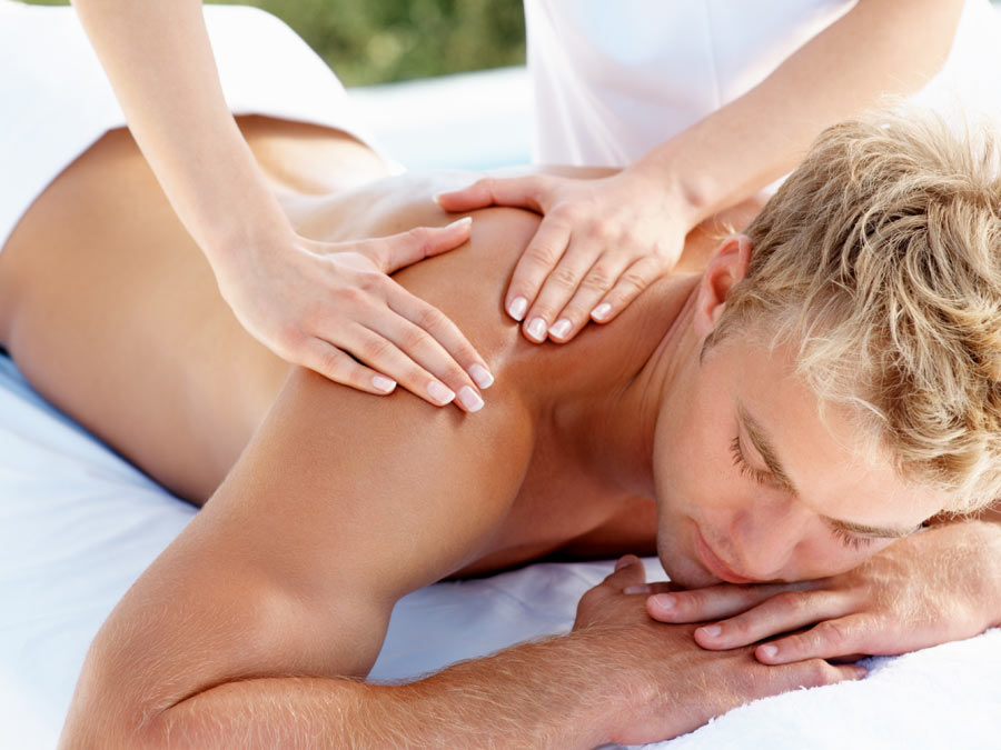 Massage: Swedish, Deep-Tissue, or Thai