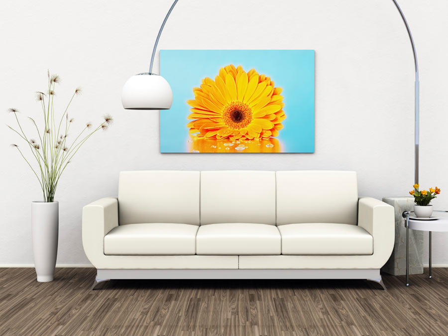 Canvas Print of Your Image