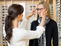 Eye Exam and 40% Off Frames and Lenses
