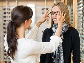 Eye Exam and $200 to Spend on Eyewear