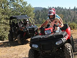 Two-Hour Guided ATV Rental for up to Four People
