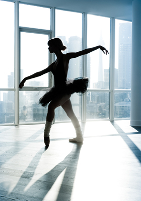 Hoboken / Jersey City: Five or Ten Adult Ballet Classes