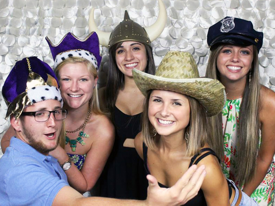 Photo Booth Rental with Prints, Props, and More