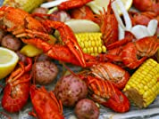 Admission to The Long Beach Crawfish Festival