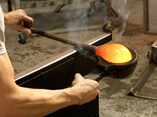 Private Glassblowing or Neon Lesson