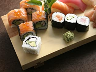 Two-Hour Sushi-Making Class