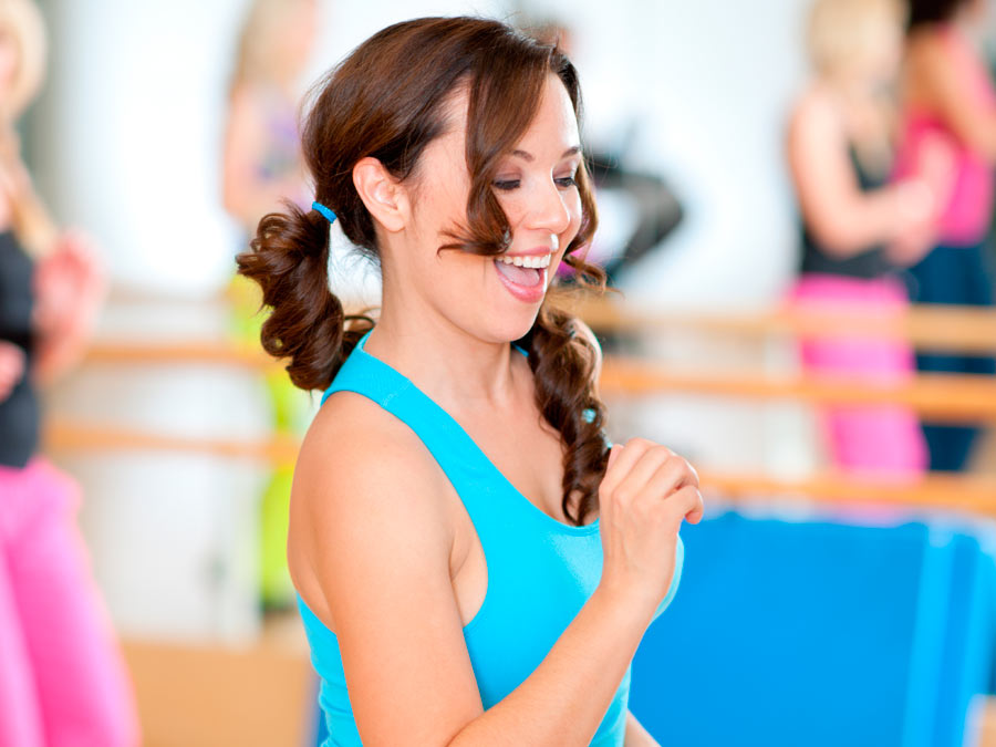 Zumba: 6 or 12 Classes