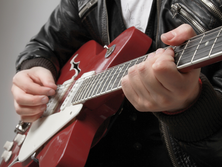 Three Group Guitar Lessons