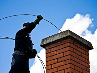 Chimney and Dryer-Vent Cleaning with Inspection