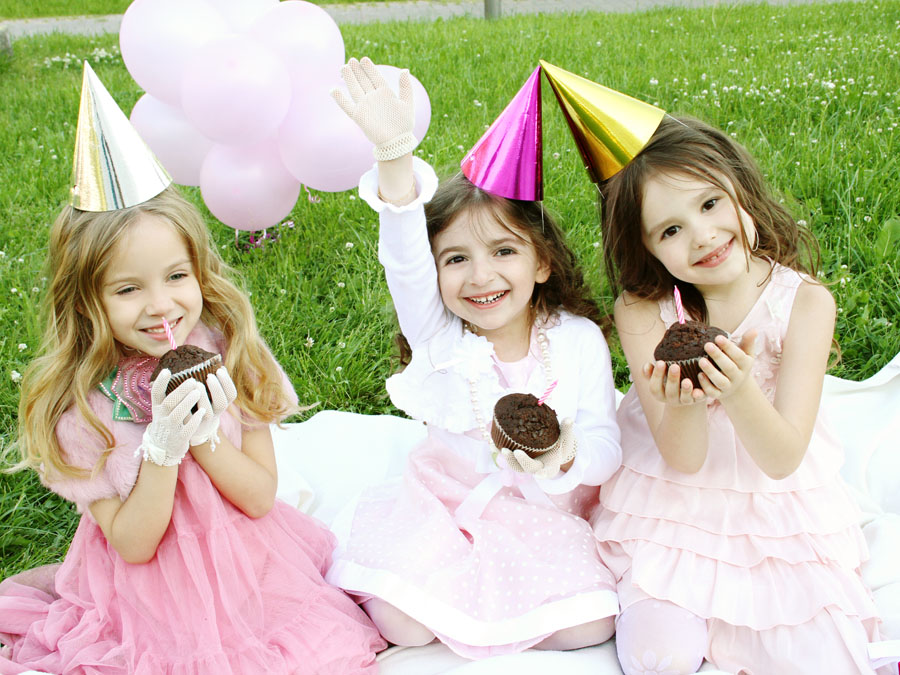 Girls' Diva Boutique Package for Two or Four