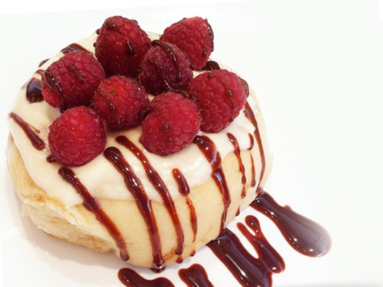 $12 to Spend on Cinnamon Rolls at Cinnaholic