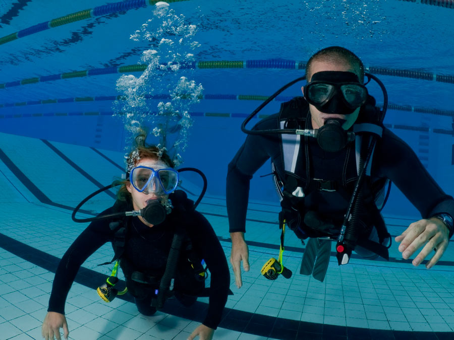 Three-Hour Introductory Scuba Class