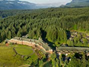 Rustic Columbia River Gorge Stay at Skamania Lodge