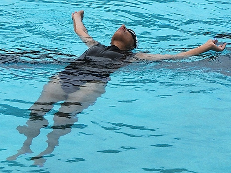 Intro to Swimming Class for Adults with Book and DVD - Sarasota
