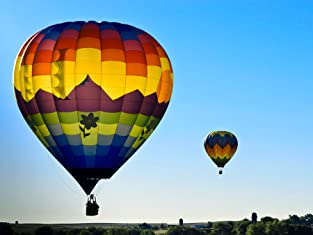 Thrillant Hot-Air Ballooning in Denver Area - Shared Balloon