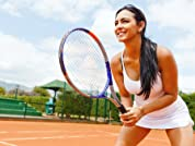 Private Tennis Lessons: One or Two