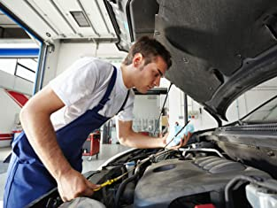 Oil Change, Tire Rotation, and Wiper Blades or More