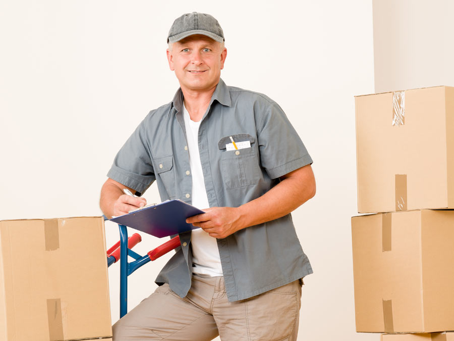 Moving Services with Truck and Two Movers