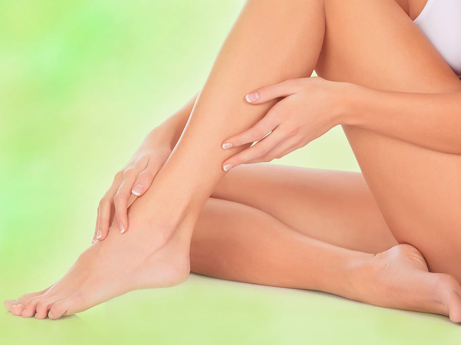 Laser Spider-Vein-Removal Treatments