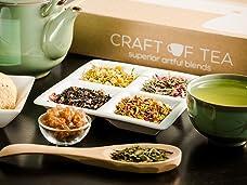Signature Tea Box with Four or Eight Teas