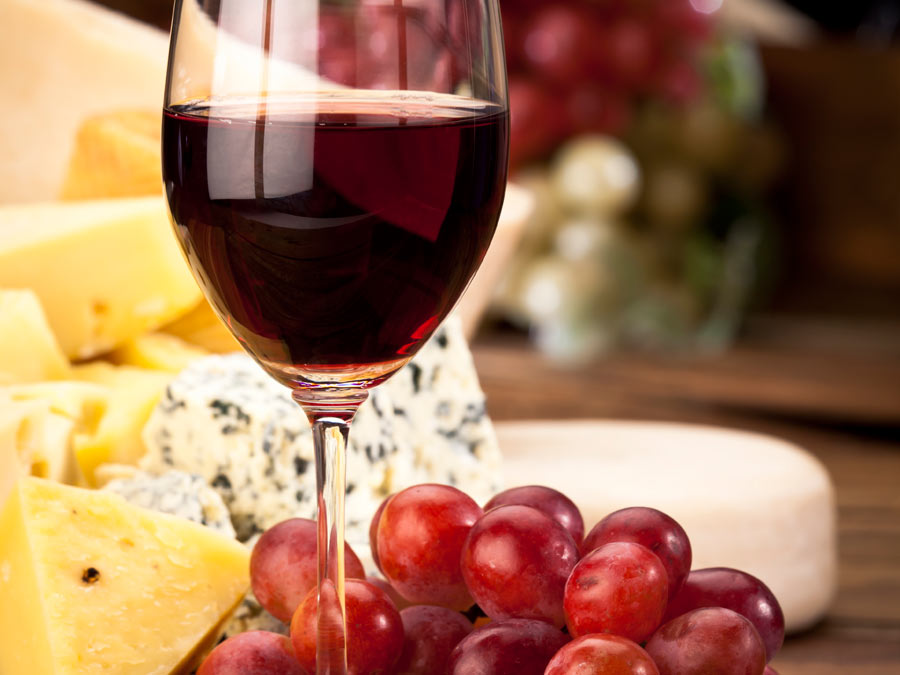 Wine Class with Tastings and Cheese Pairings