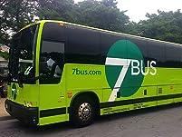 One-Way or Round-Trip 7Bus Ticket to Manhattan