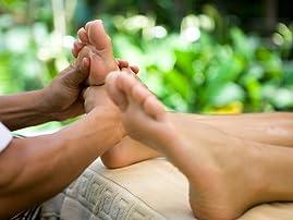 Three 50-Minute Reflexology Massages